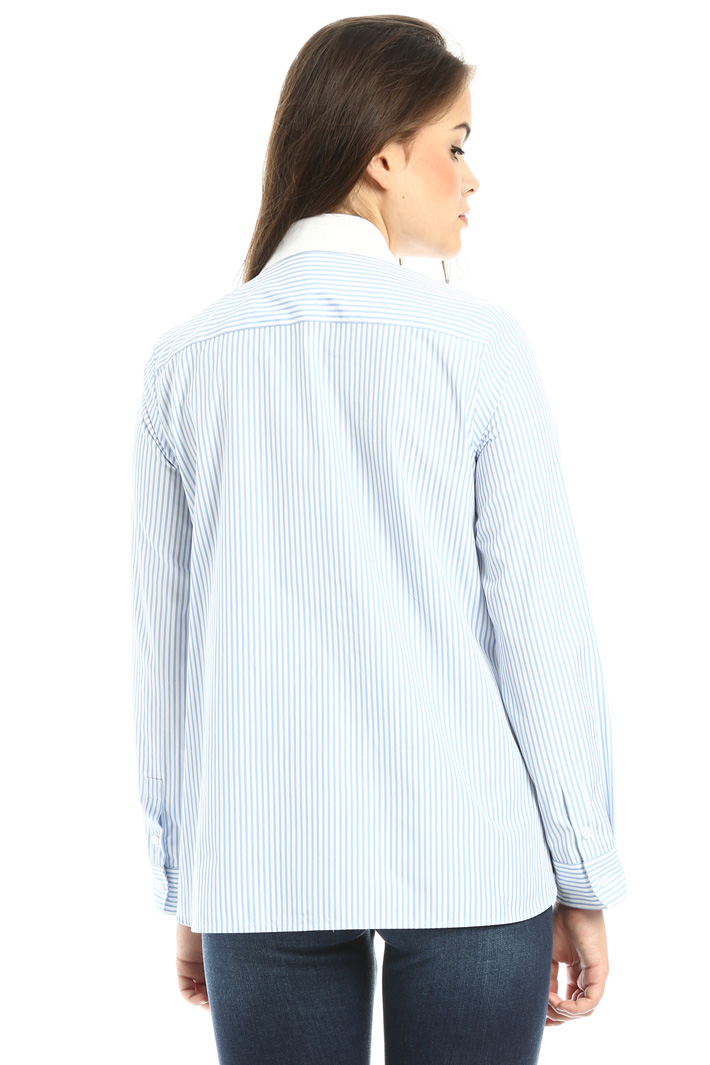 Camicia con decoro Fashion Market