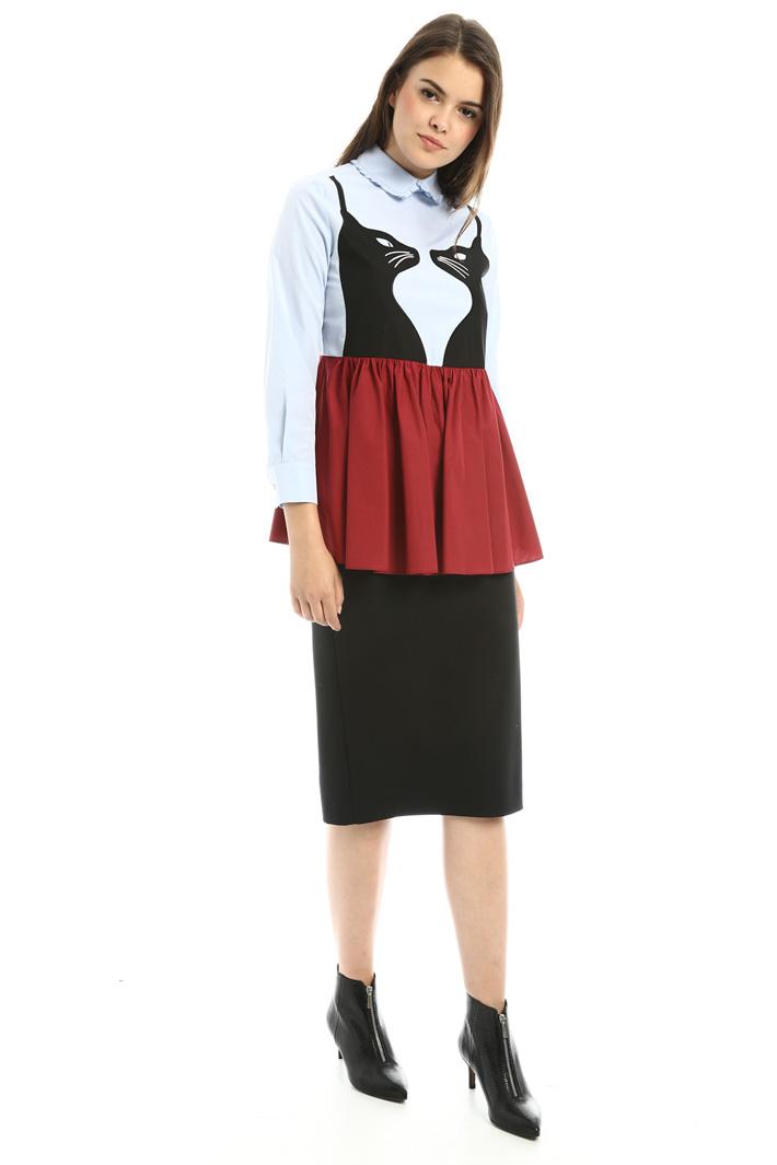 Blusa decorata Fashion Market