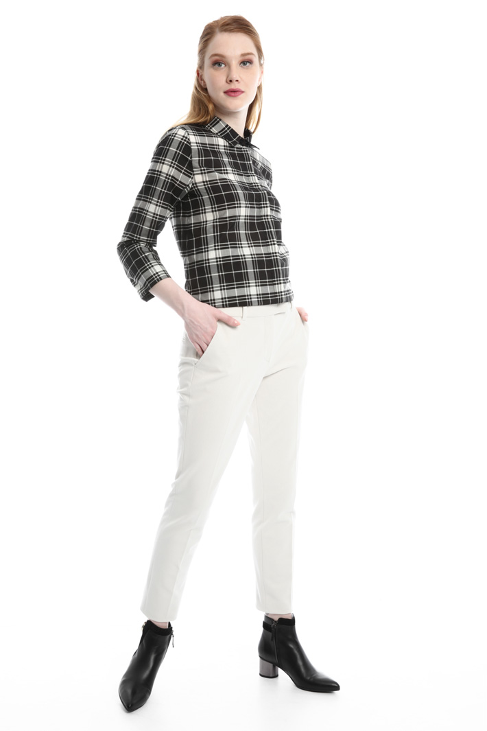Pantaloni in drill Fashion Market