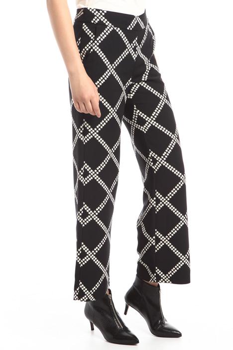 Pantaloni fantasia dritti Fashion Market