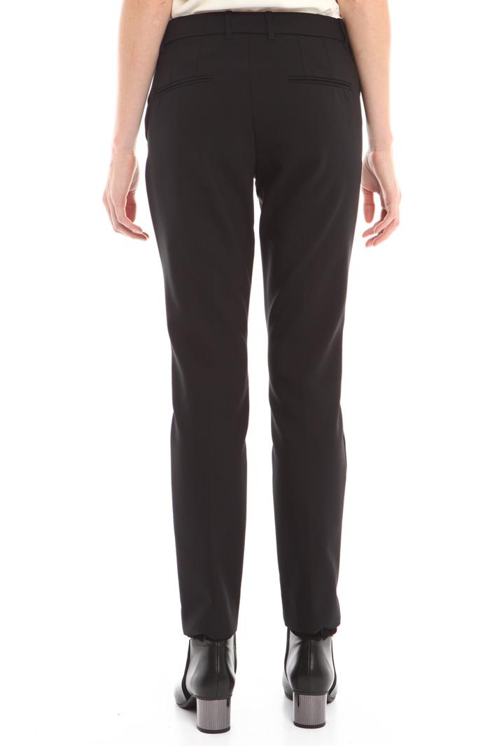 Pantalone in doppio di cotone Fashion Market
