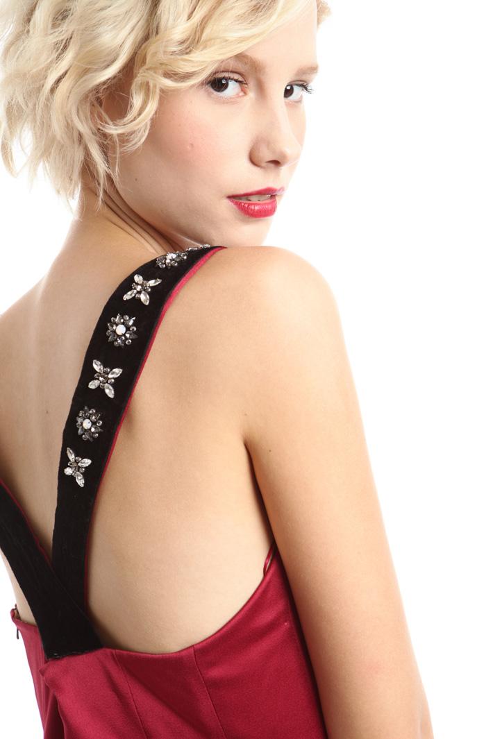 Top con spalline gioiello Fashion Market