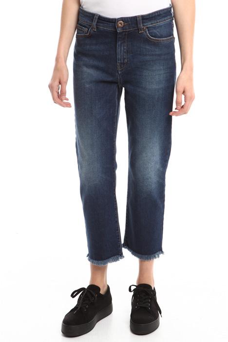 Jeans a vita alta Fashion Market