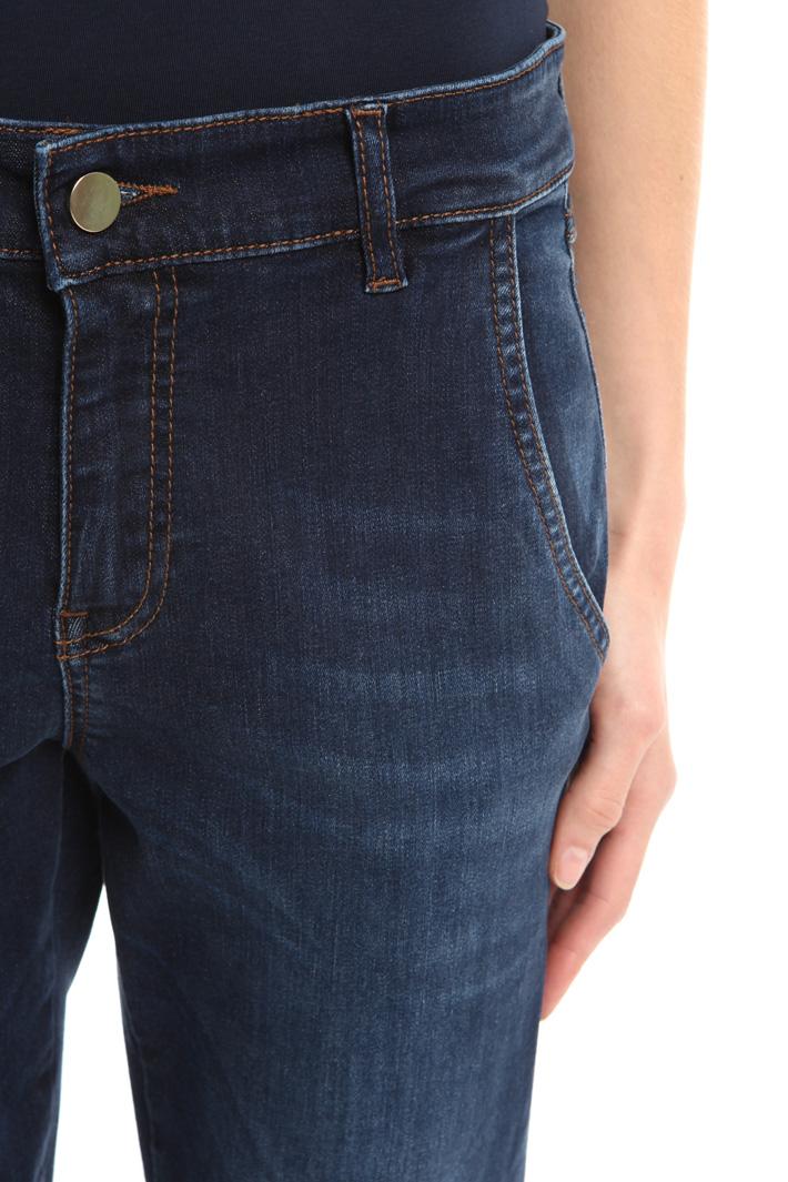Jeans in denim stretch Fashion Market