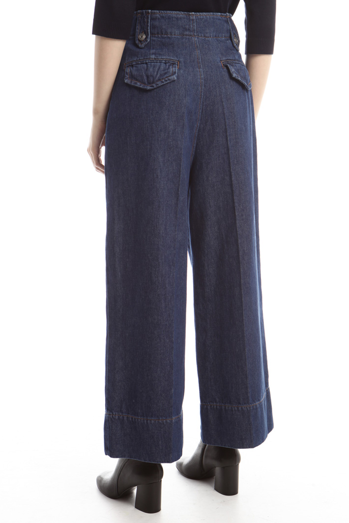 Jeans a palazzo Fashion Market