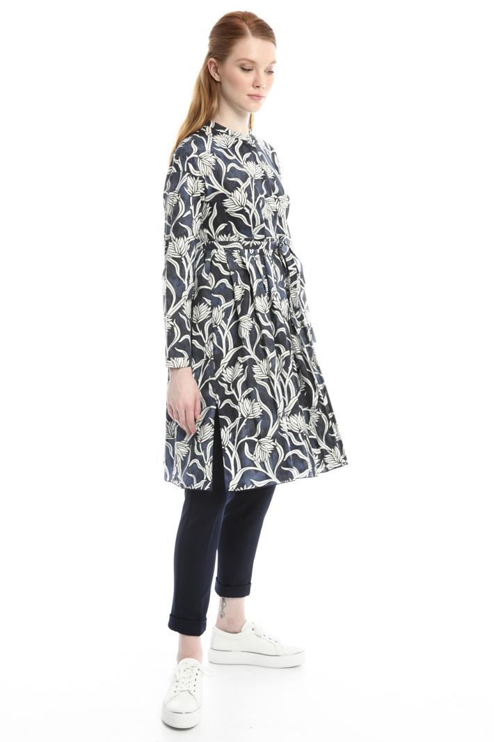 Chemisier in cotone stampato Fashion Market