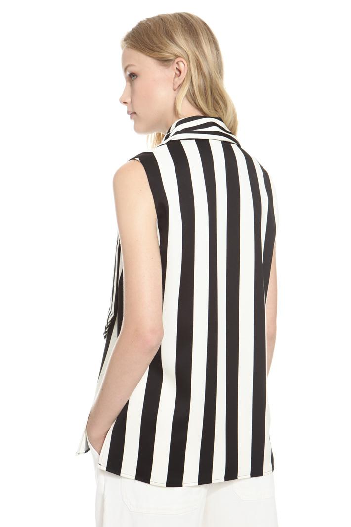 Top con scialle Fashion Market