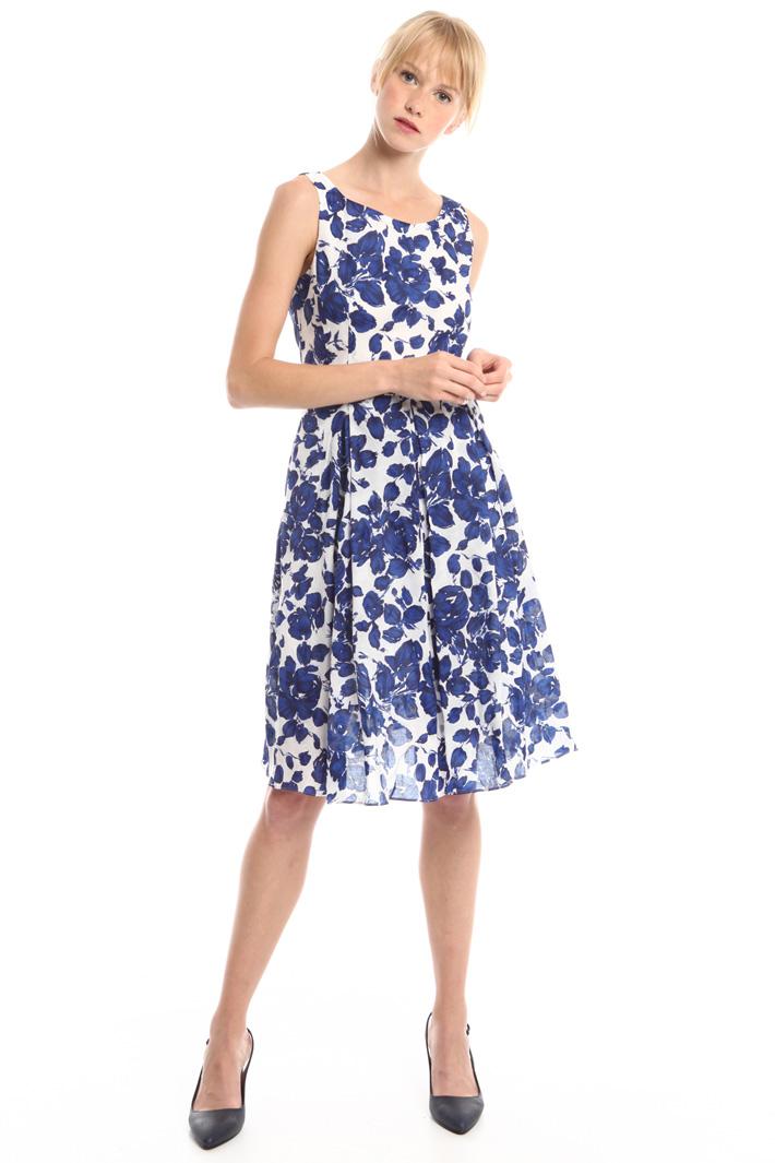 Abito princesse a fiori Fashion Market