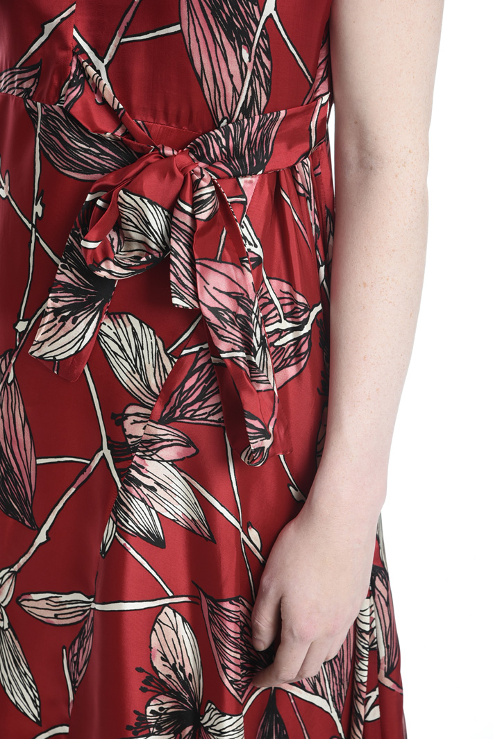 Abito stampa floreale Fashion Market