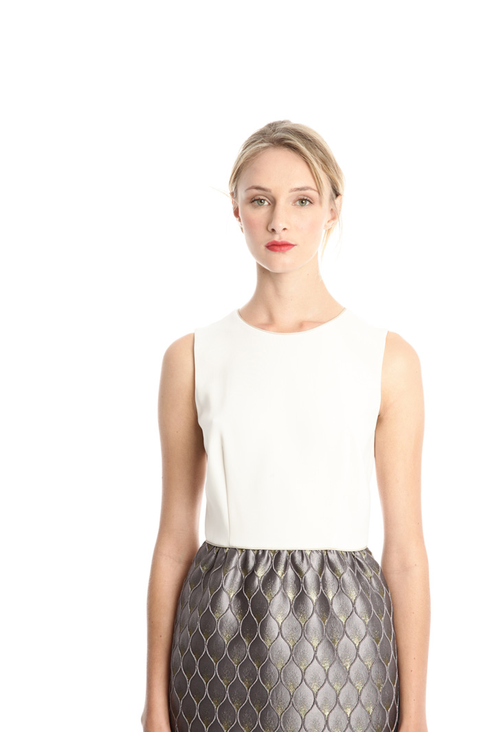 Princesse dress jacquard Fashion Market