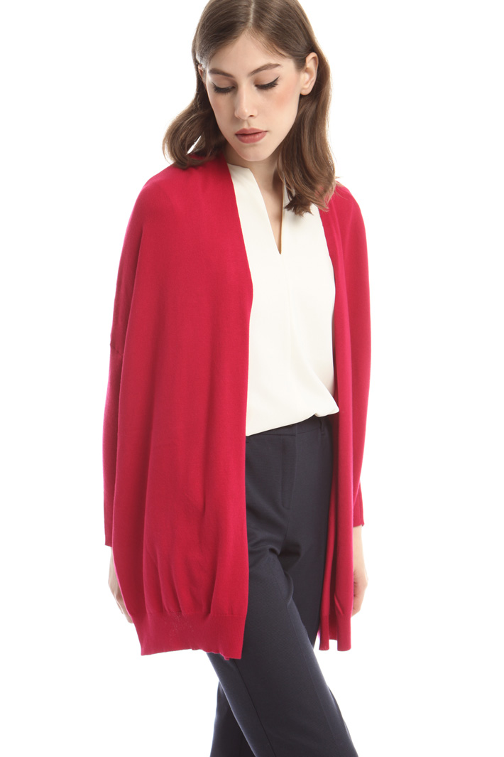 Cardigan over in viscosa Fashion Market