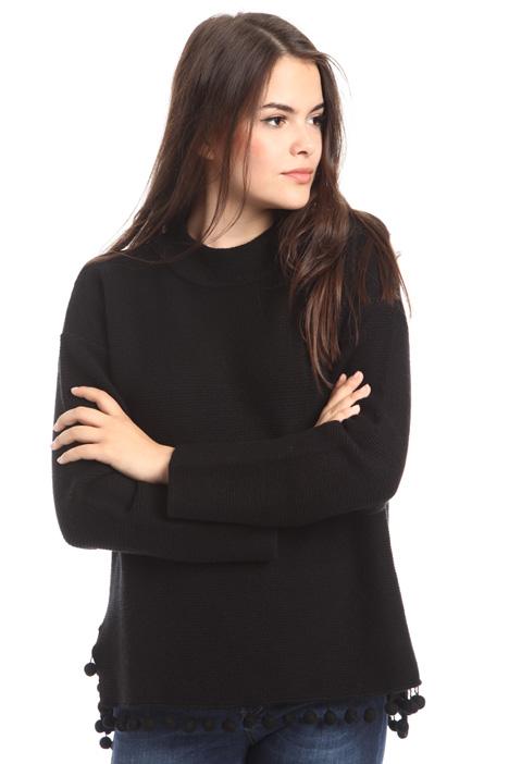 Maglia con passamaneria Fashion Market