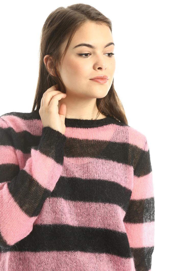 Maglia in mohair e alpaca Fashion Market