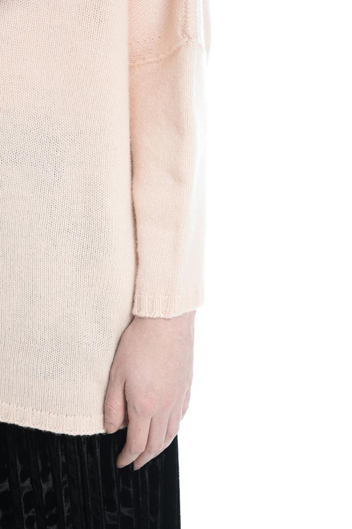Maglia over con applicazioni Fashion Market