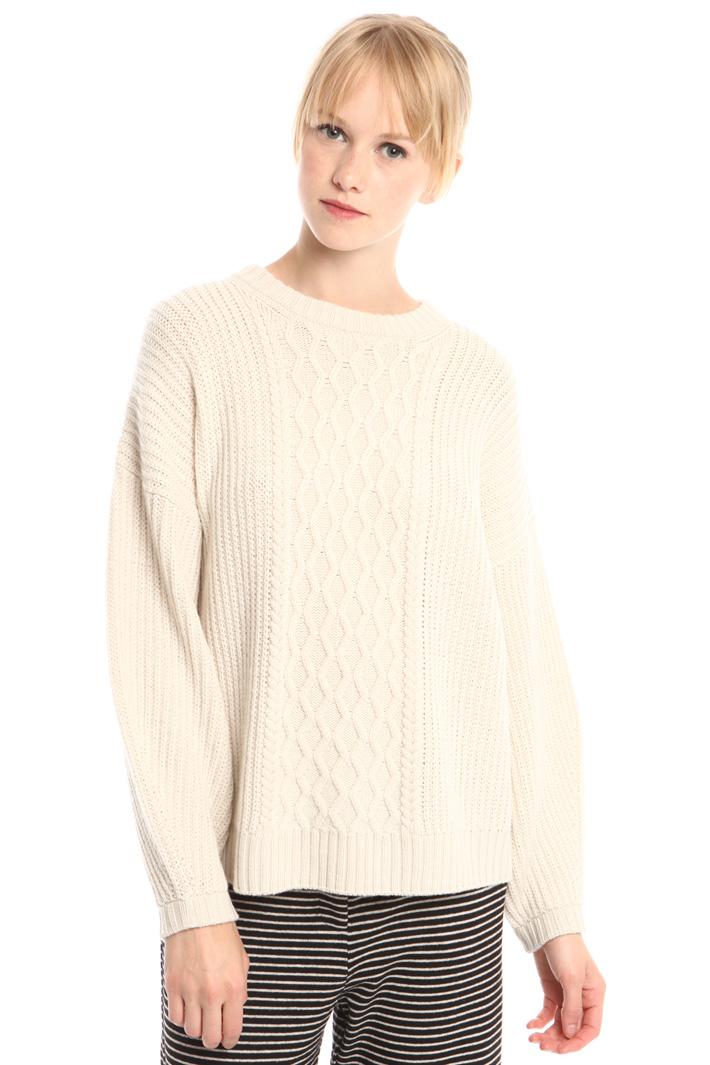 Maglia in pura lana vergine Fashion Market