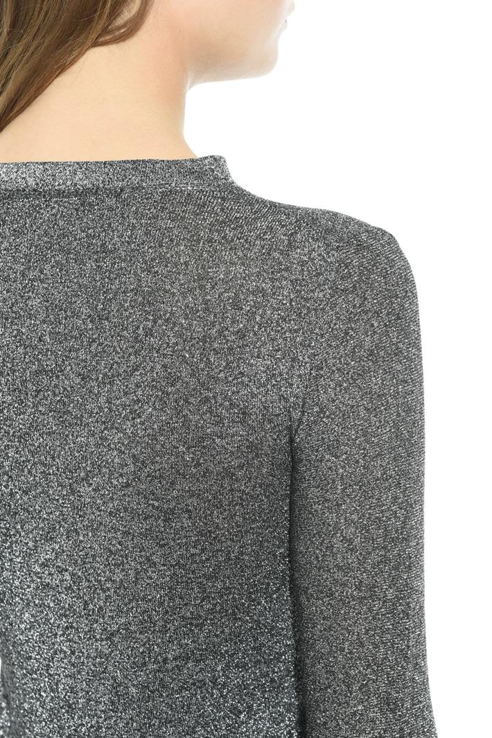 Top in lurex Fashion Market