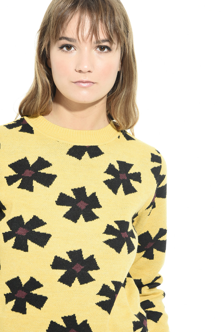 Maglia jacquard Fashion Market