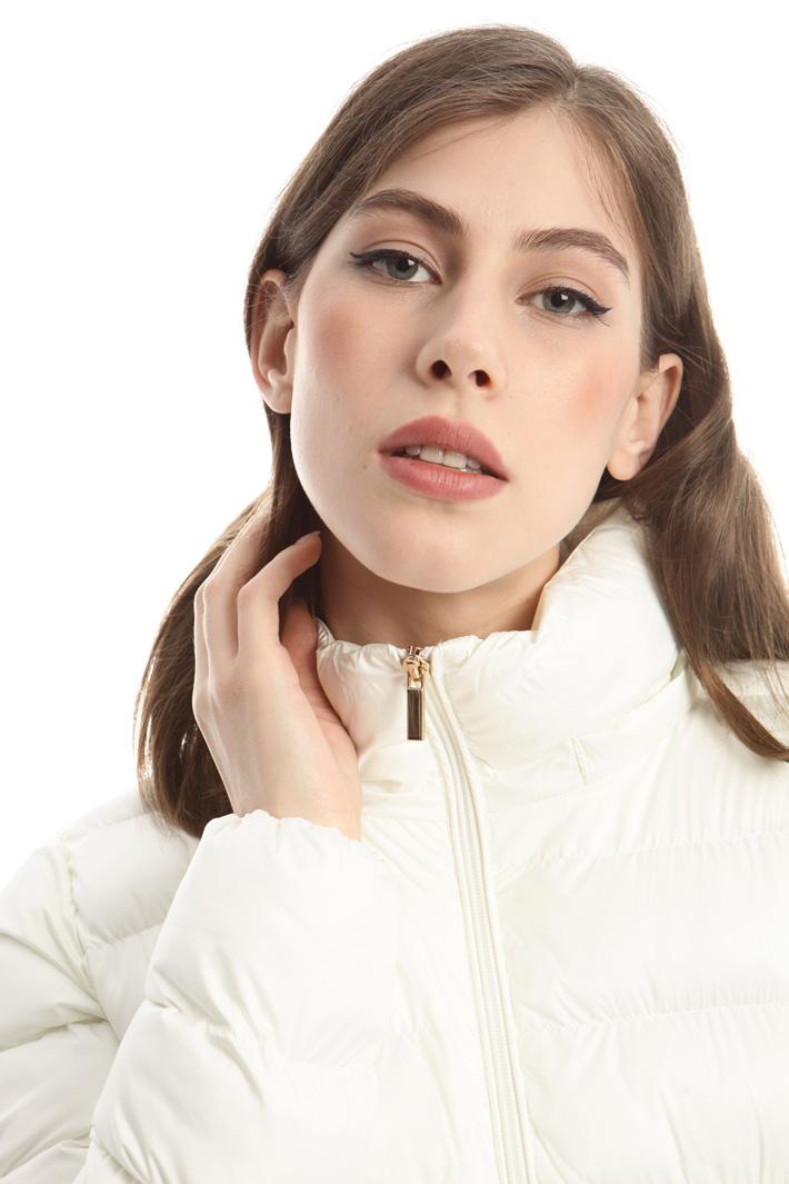Imbottito con cintura Fashion Market