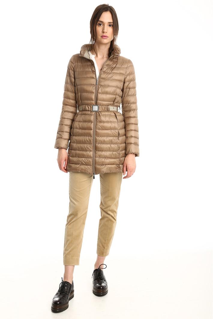 Piumino tecnico trapuntato Fashion Market