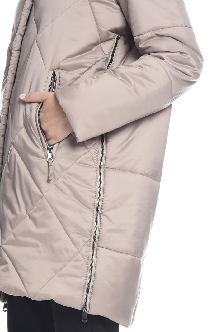 Imbottito dettagli pelliccia Fashion Market