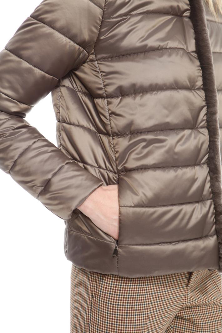 Imbottito con dettagli lapin Fashion Market