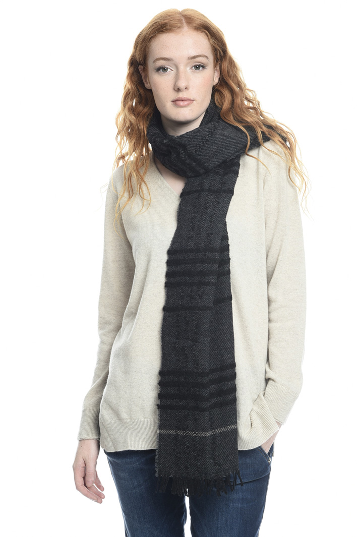 Sciarpe in lana e mohair Fashion Market