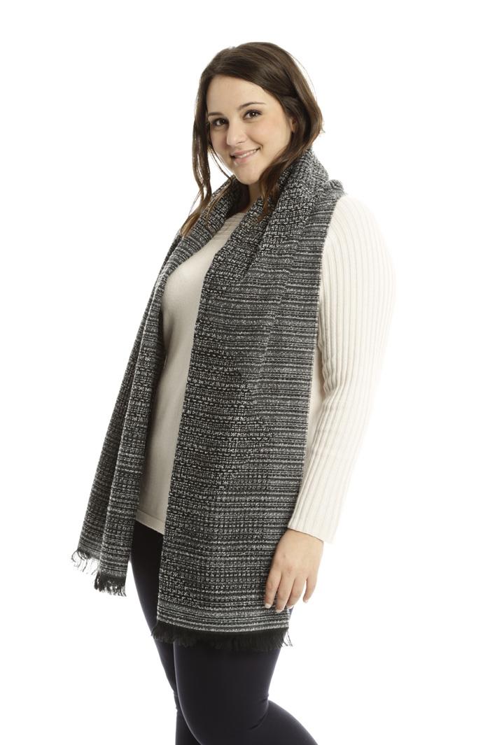 Scairpa bouclé in misto lana Fashion Market