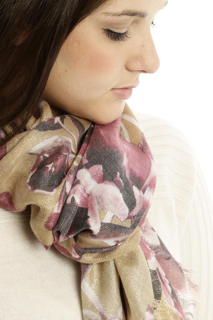 Sciarpa in viscosa lurex Fashion Market