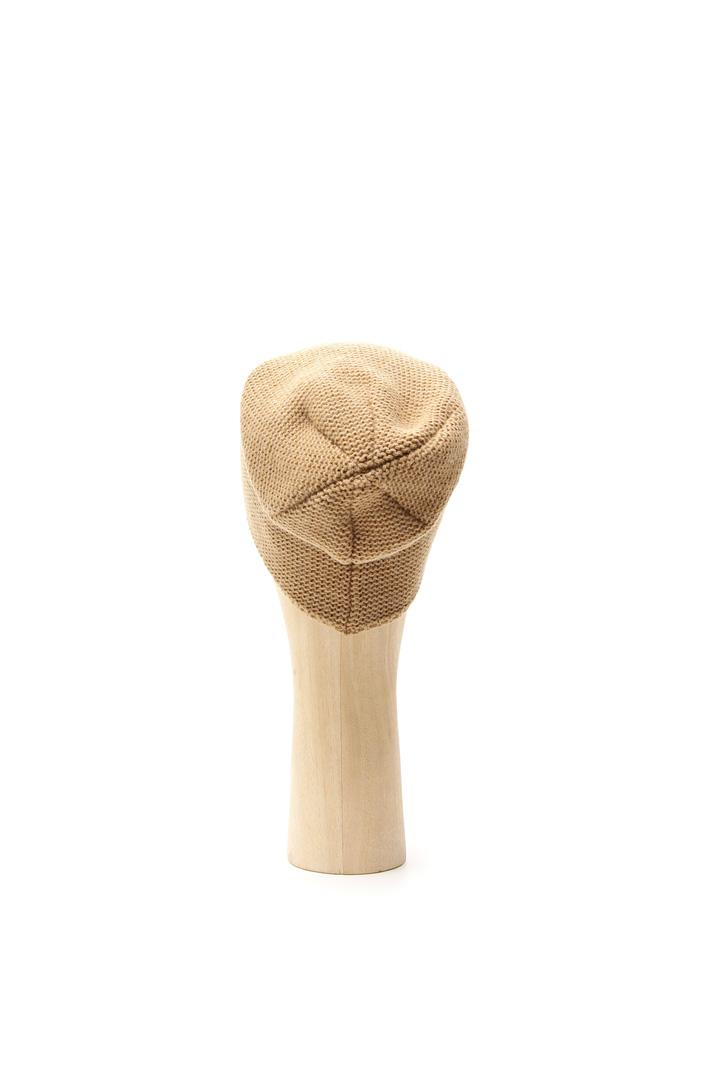 Berretto stretch misto lana Fashion Market