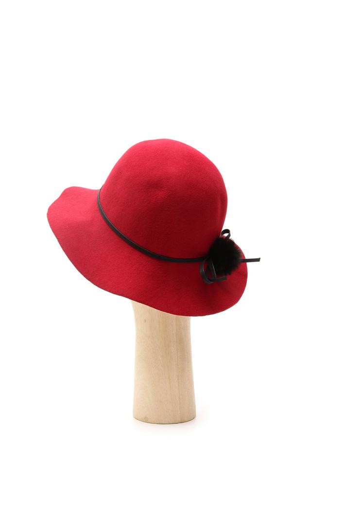Cappello con pon pon Fashion Market