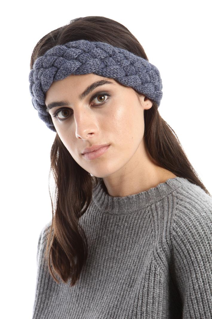 Fascia intrecciata in lana Fashion Market
