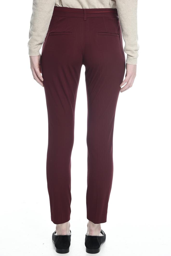 Pantaloni in jersey stretch Fashion Market