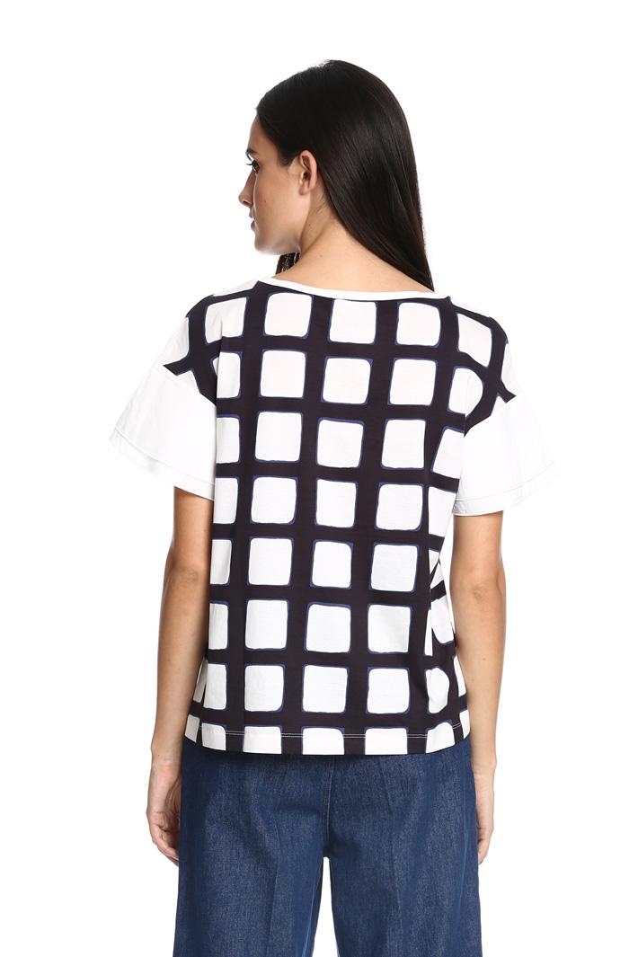 T-shirt stampata Fashion Market