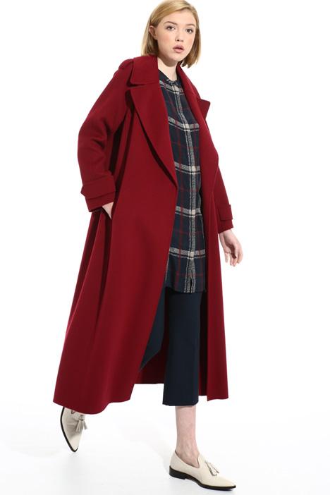 Cappotto in lana ed angora Fashion Market