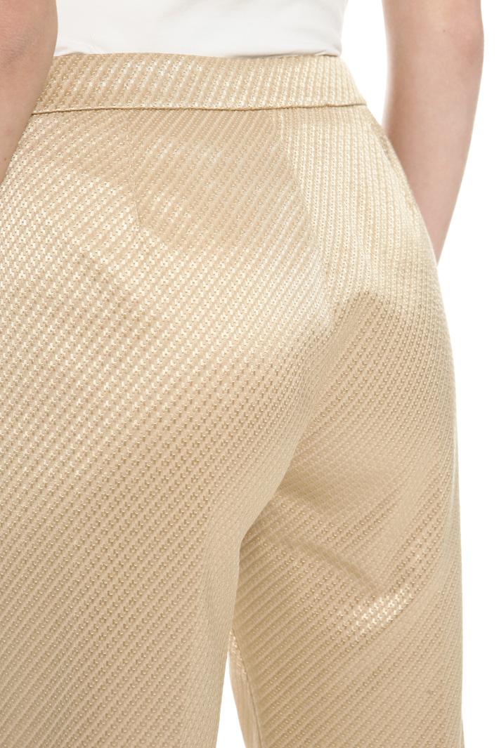 Pantaloni in armaturato Fashion Market