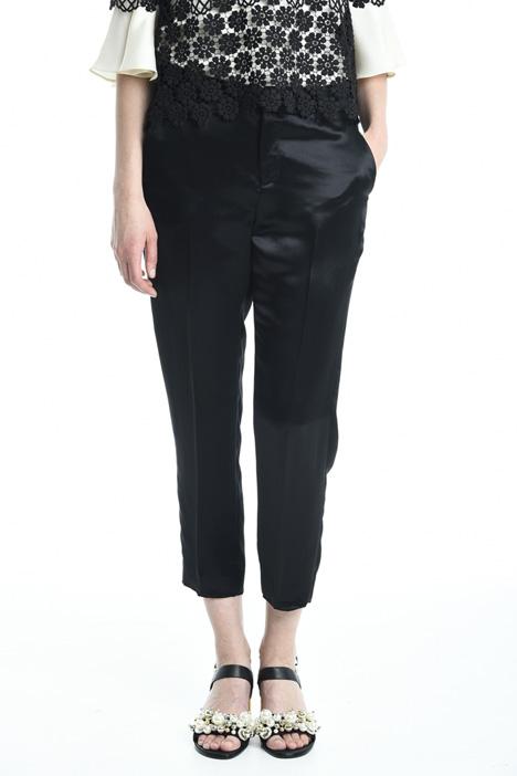 Pantaloni in raso fluido Fashion Market