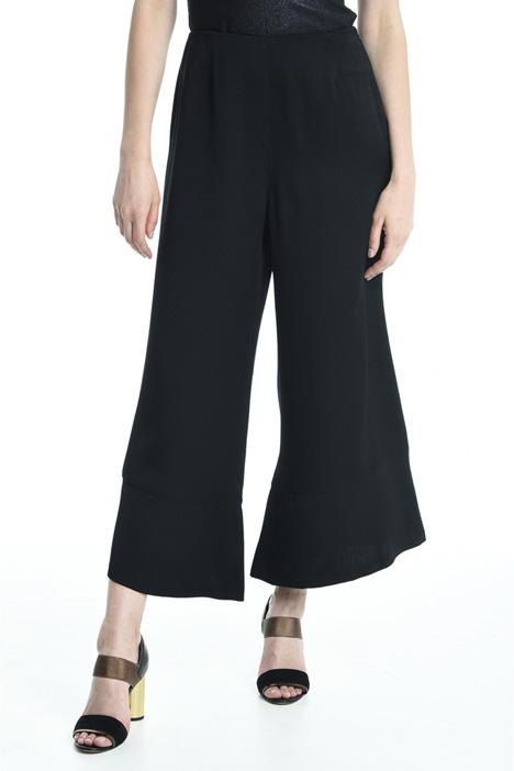 Pantalone con fondo svasato Fashion Market