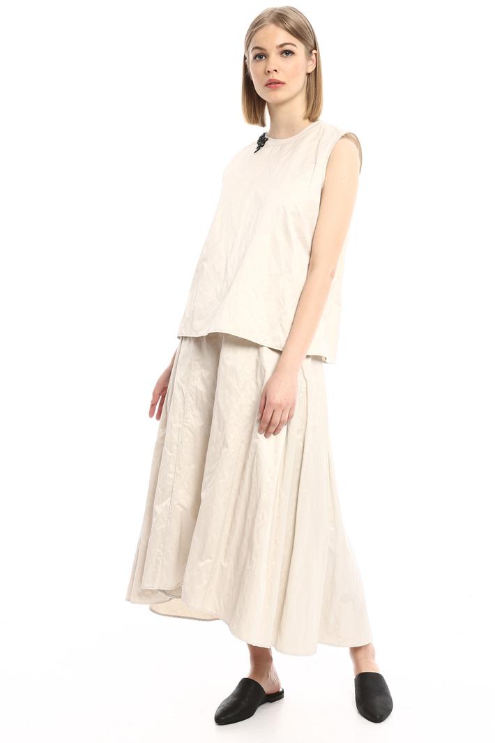Completo in raso lucido Fashion Market