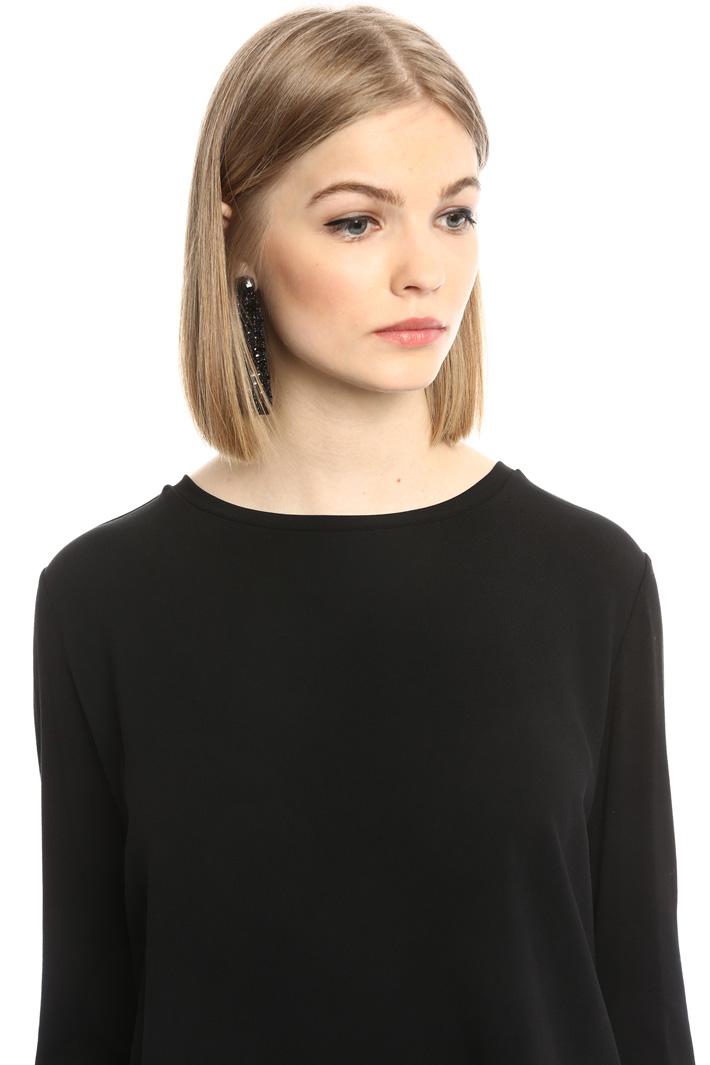T-shirt bitessuto e gonna Fashion Market