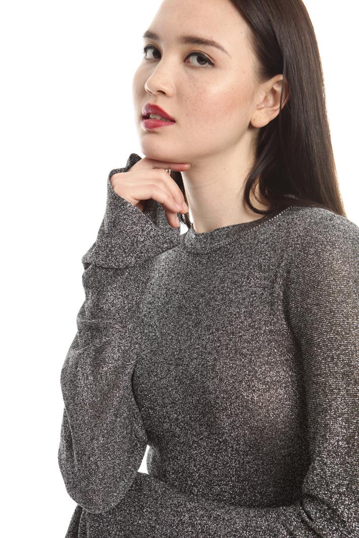 Top in filato lurex Fashion Market