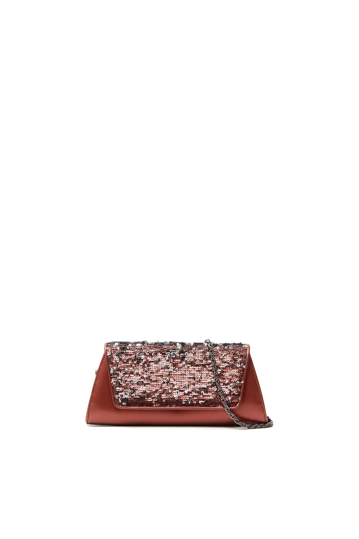 Pochette con paillettes Fashion Market