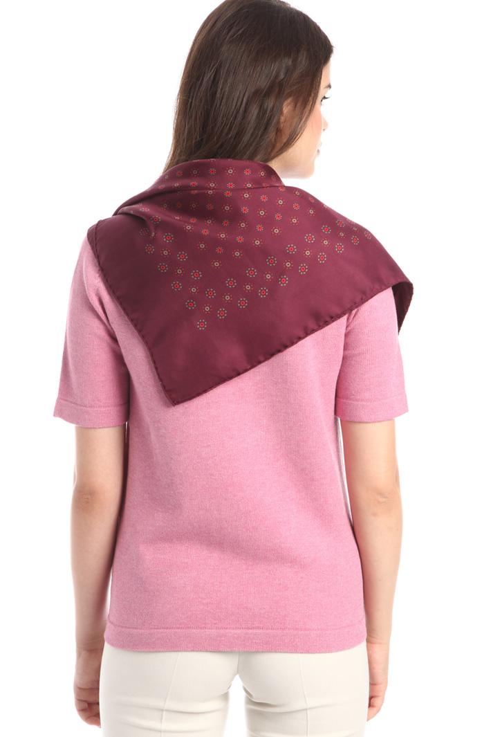 Foulard in raso di seta Fashion Market
