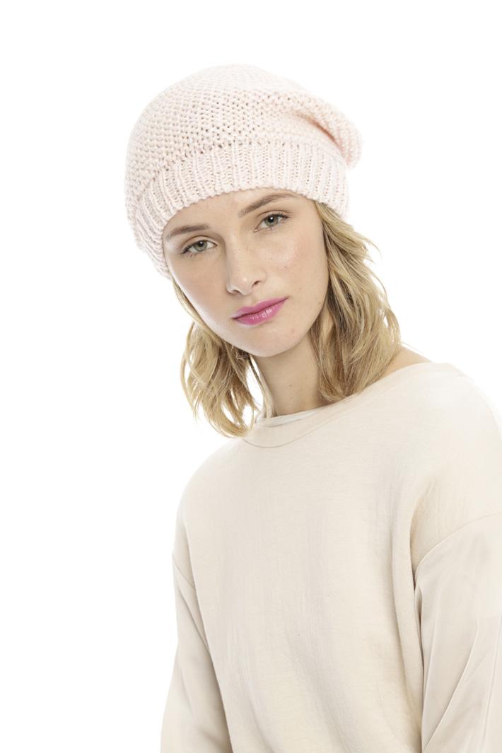 Berretto in maglia di lana Fashion Market