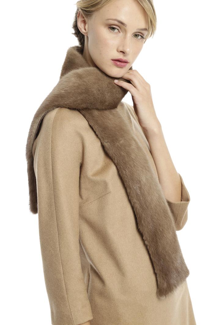 Sciarpa in visone Fashion Market