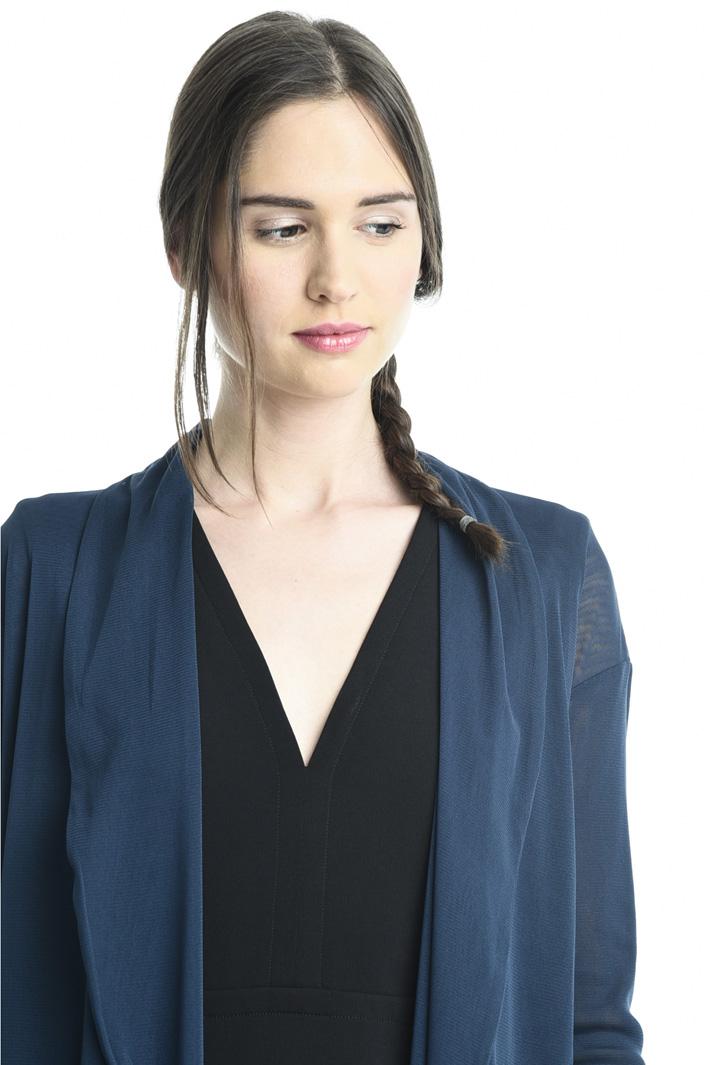 Spolverino in tulle stretch Fashion Market