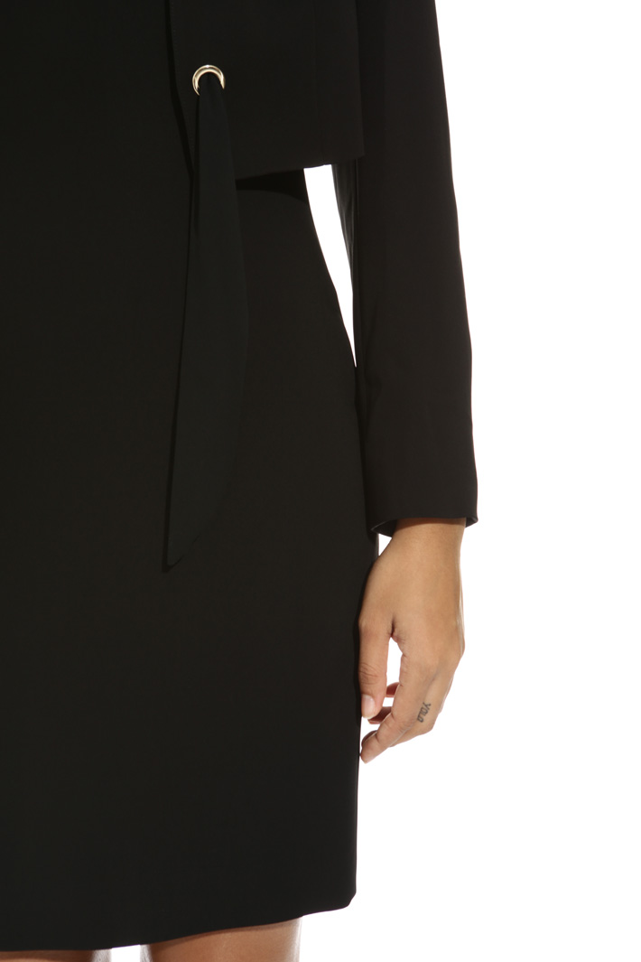 Bolero con revers Fashion Market