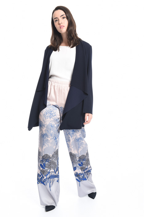 Giacca in tessuto fluido Fashion Market