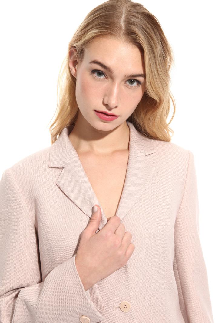 Giacca in lana misto seta Fashion Market