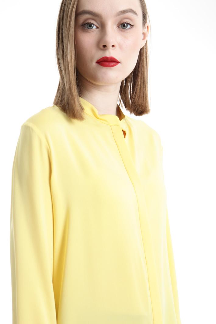 Camicia in pura seta Fashion Market