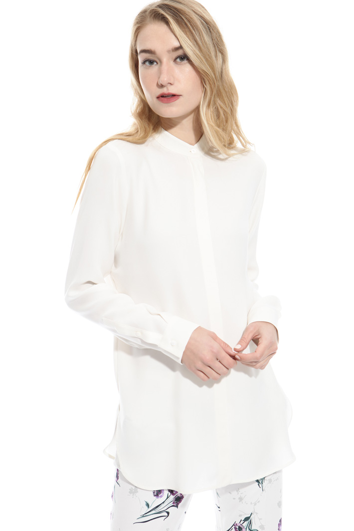 Camicia in georgette pesante Fashion Market